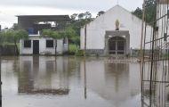 Fuertes lluvias en el cantón Olmedo